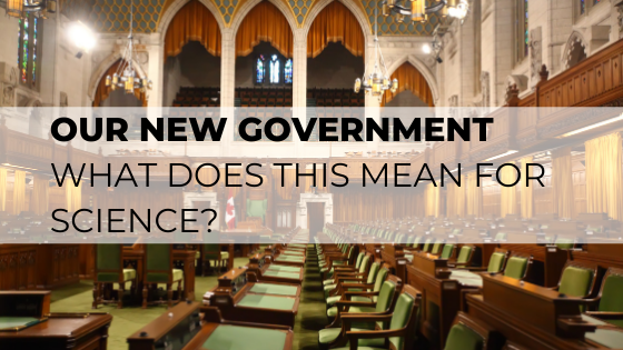 Our New Government: What does this mean for science?