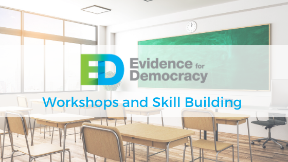Workshops and Skill Building