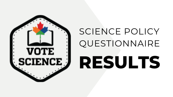 Science Policy Questionnaire Results